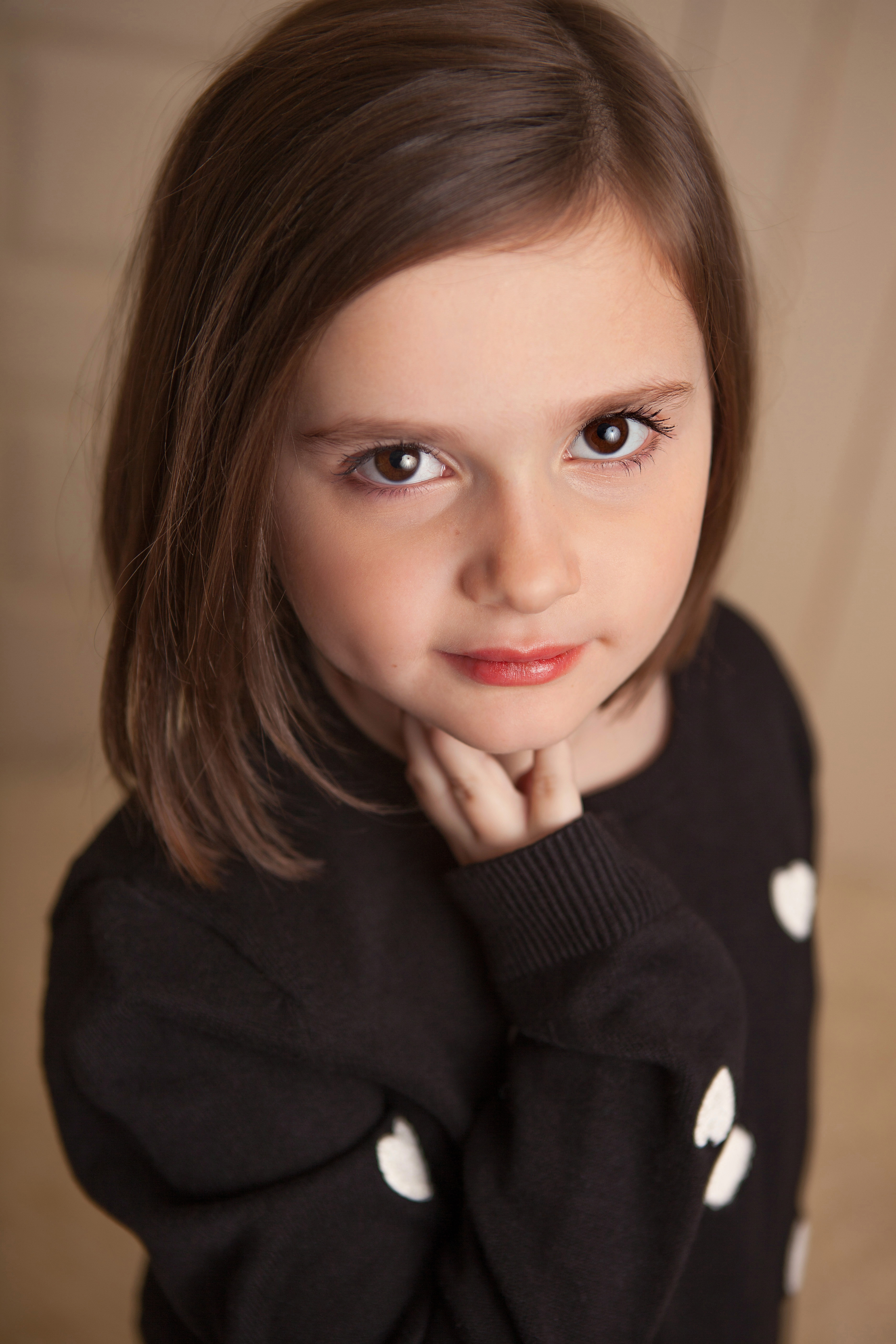 Child Actors with dimples